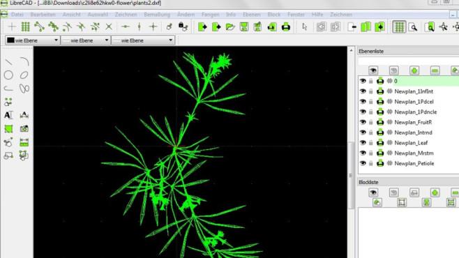 LibreCAD: Technische Pläne anfertigen ©COMPUTER BILD