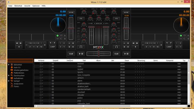 Mixxx: Musik richtig auflegen