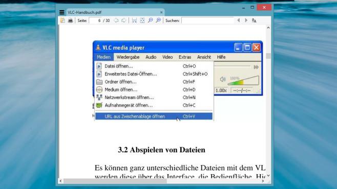 Sumatra PDF: Universelle PDF-Dateien öffnen ©COMPUTER BILD