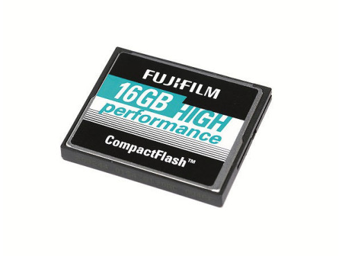Fujifilm CompactFlash High Performance 80x 16GB: Speicherkarte © COMPUTER BILD