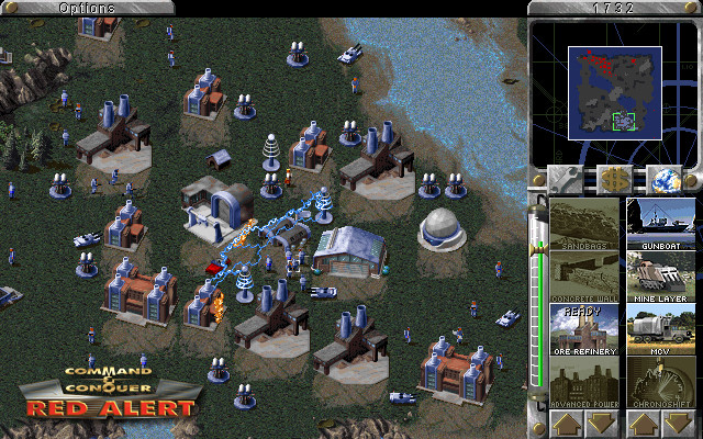command and conquer alarmstufe rot online