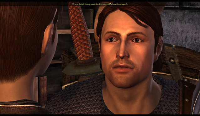 Rollenspiel Dragon Age – Origins: Emotion