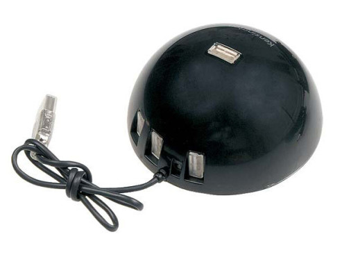 Kensington USB 2.0 Dome 4-Port: USB-Hub