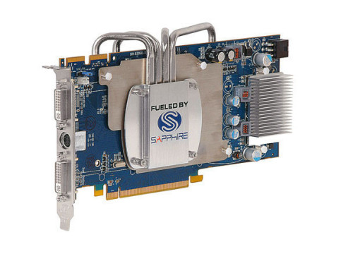 Sapphire Radeon HD 3870 Ultimate: Grafikkarte (PCI-Express)