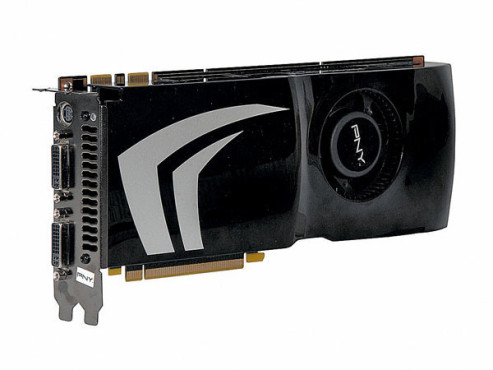 PNY Geforce 9800 GTX (GH9800XN1F51XPB): Grafikkarte (PCI-Express)