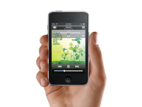 Apple iPod touch (2. Gen.)