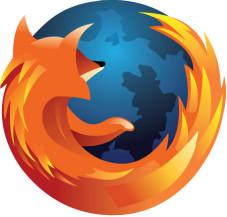 Internet-Zugriffsprogramm Firefox