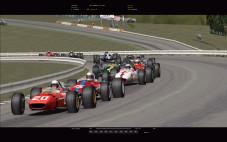 Grand Prix Legends: Kurve ©Moby Games/Papyrus Design Group