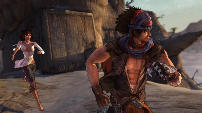 MTV Game Awards � Das beste noch unver�ffentlichte Spiel: Prince of Persia � Ghosts of the Past