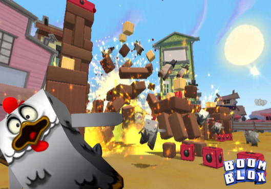 MTV Game Awards – Das beste Partyspiel: Boom Blox