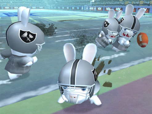 MTV Game Awards – Das beste Partyspiel: Rayman Raving Rabbids 2