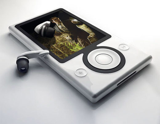 zune mp3 player microsoft internet anschluss wlan audio. Black Bedroom Furniture Sets. Home Design Ideas