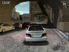 Screenshot 1 - Mercedes CLC Dream Test Drive