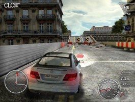 Screenshot 2 - Mercedes CLC Dream Test Drive