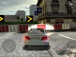 Screenshot 3 - Mercedes CLC Dream Test Drive