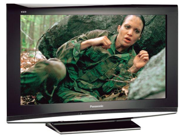 test plasma fernseher panasonic th 42pz85e mit 42 zoll bilddiagonale audio video foto bild. Black Bedroom Furniture Sets. Home Design Ideas
