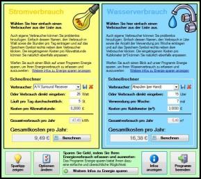 Energiekosten-Schnellrechner