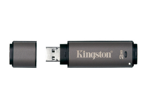 Kingston Data Traveler Secure 2GB: USB-Speicherstift