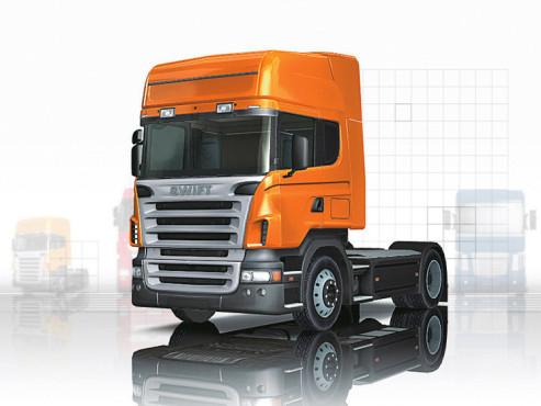 Platz 12: Euro Truck Simulator