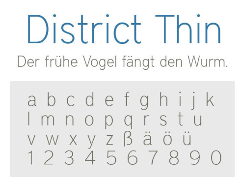 District Thin © COMPUTER BILD