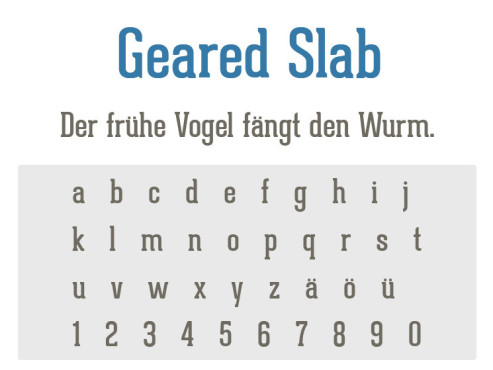 Geared Slab © COMPUTER BILD