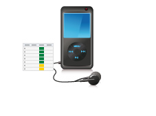 Die besten MP3-Player und Dockingstationen ©COMPUTER BILD