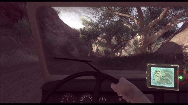 Spieletricks Far Cry 2: GPS