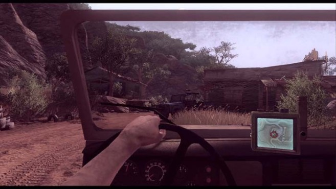 Spieletricks Far Cry 2: Jeep