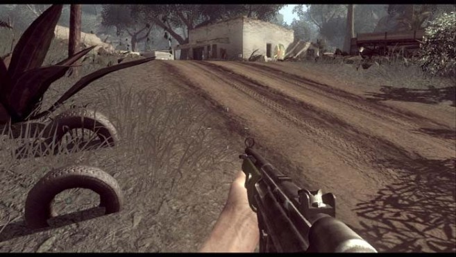 Spieletricks Far Cry 2: Weg