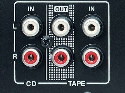 AV-Receiver: CD-Player verbinden ©COMPUTER BILD