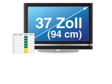 Die besten LCD- und OLED-Fernseher ©COMPUTER BILD
