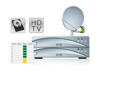 Die besten Empfänger für DVB-S und DVB-C ©COMPUTER BILD