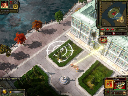 Strategiespiel Command & Conquer – Red Alert 3: Abschuss