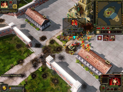 Strategiespiel Command & Conquer – Red Alert 3: Bullfrog