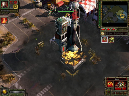 Strategiespiel Command & Conquer - Red Alert 3: Start
