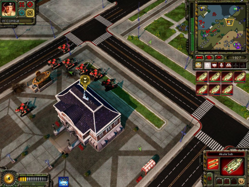 Strategiespiel Command & Conquer - Red Alert 3: Ingenieure