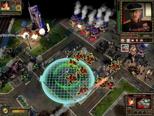 Strategiespiel Command & Conquer - Red Alert 3: Sieg