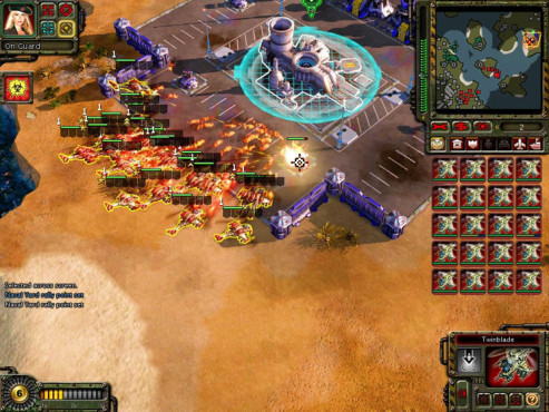 Strategiespiel Command & Conquer – Alarmstufe Rot 3: Technologiezentrum