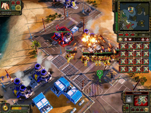 Strategiespiel Command & Conquer � Alarmstufe Rot 3: Unterst�tzung
