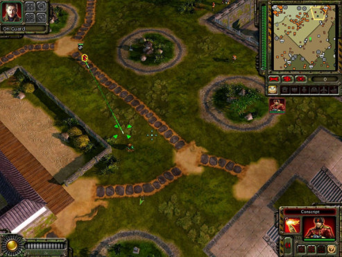 Strategiespiel Command & Conquer – Alarmstufe Rot 3: Mauer