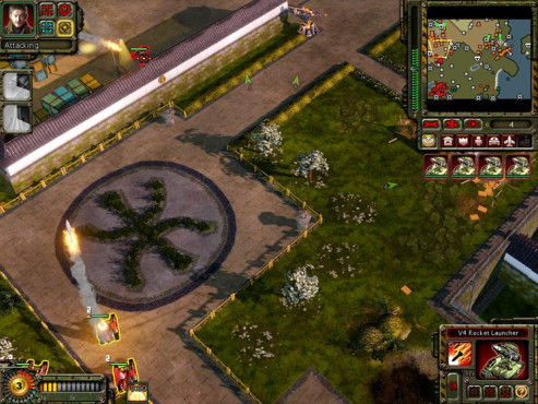 Strategiespiel Command & Conquer – Alarmstufe Rot 3: Norden