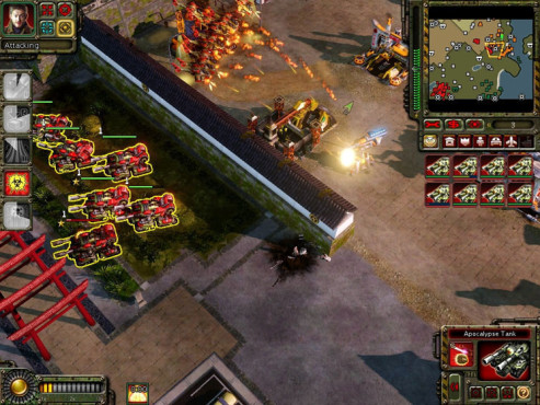 Strategiespiel Command & Conquer – Alarmstufe Rot 3: Osten