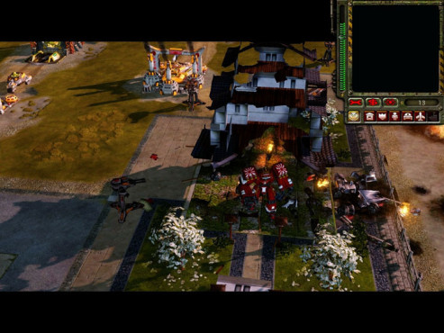 Strategiespiel Command & Conquer – Alarmstufe Rot 3: Roboter