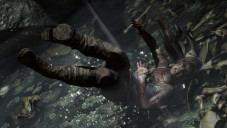 Lara Croft: Sturz ©Square Enix