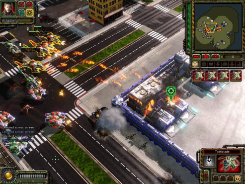 Strategiespiel Command & Conquer � Alarmstufe Rot 3: Milit�rlager