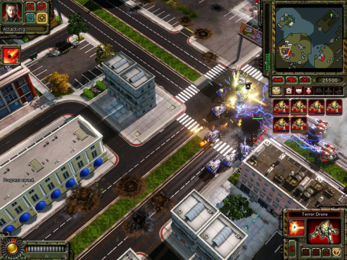 Strategiespiel Command & Conquer – Alarmstufe Rot 3: Mitte