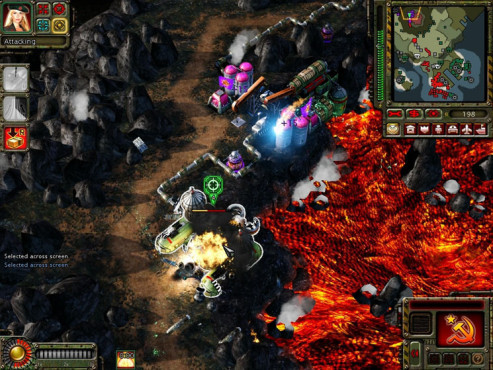 Strategiespiel Command & Conquer – Alarmstufe Rot 3: Asche