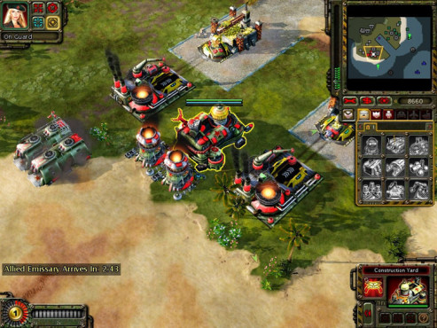 Strategiespiel Command & Conquer – Alarmstufe Rot 3: Osterinseln