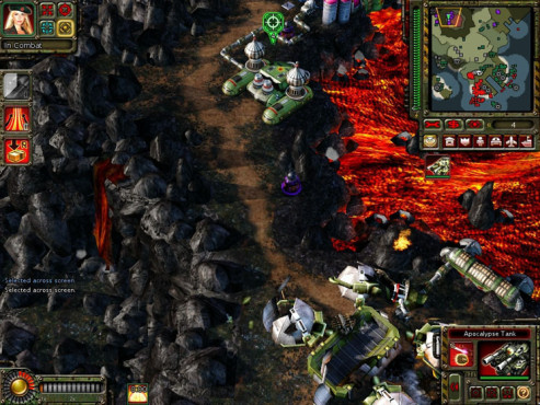 Strategiespiel Command & Conquer – Alarmstufe Rot 3: Vulkan