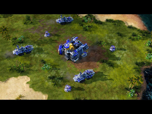 Strategiespiel Command & Conquer – Alarmstufe Rot 3: Westen